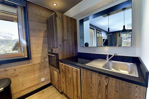 Résidence l'Entraide Saint-Gervais louez un appartement haut de gamme