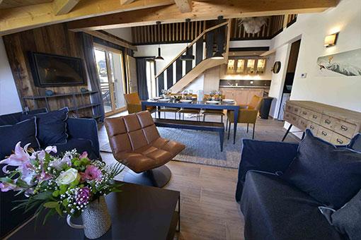 louez un appartement à Saint-Gervais cet hiver